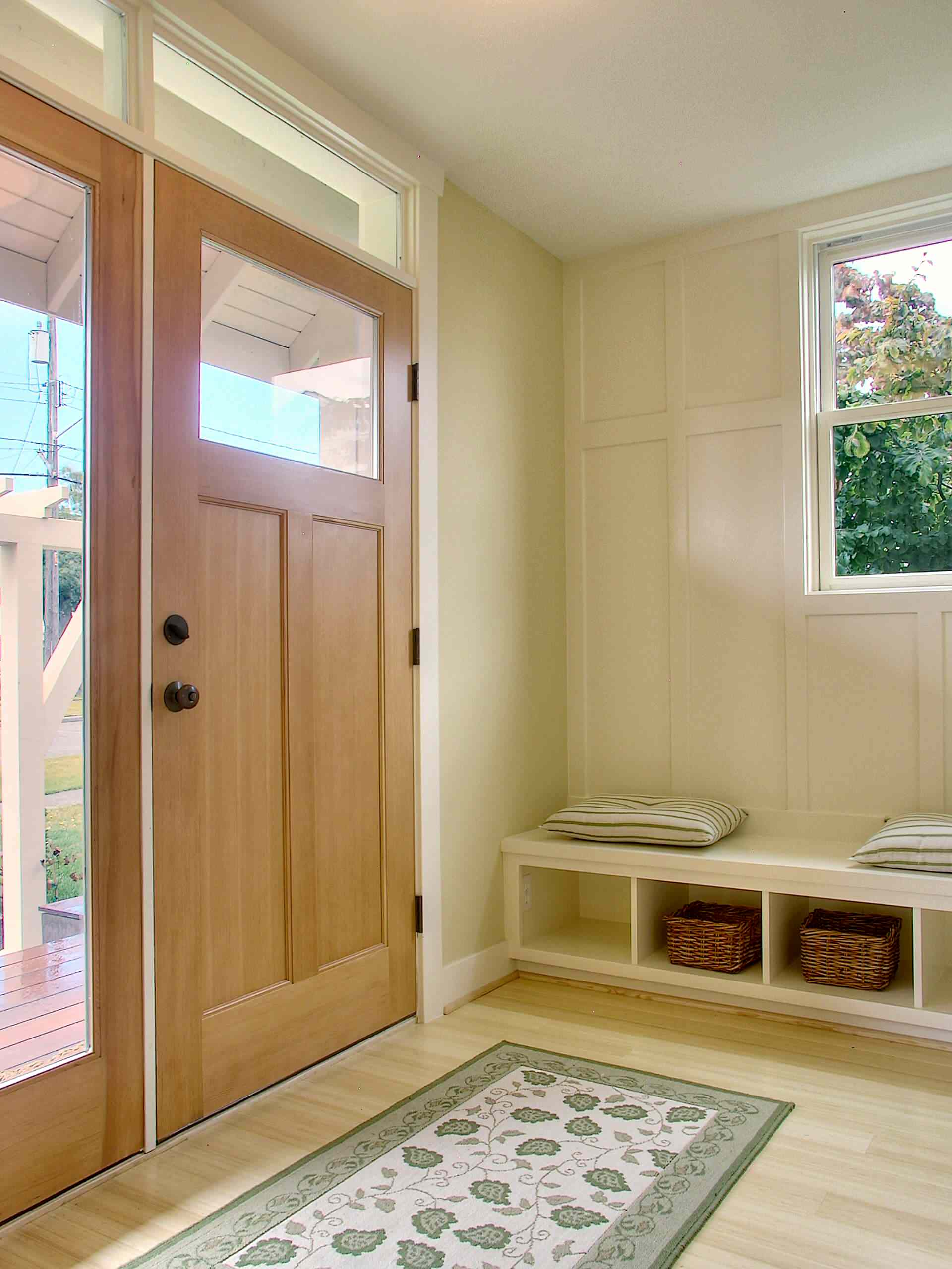 Entry Door With Transom Houzz