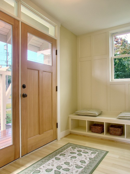 What does your entryway look like?