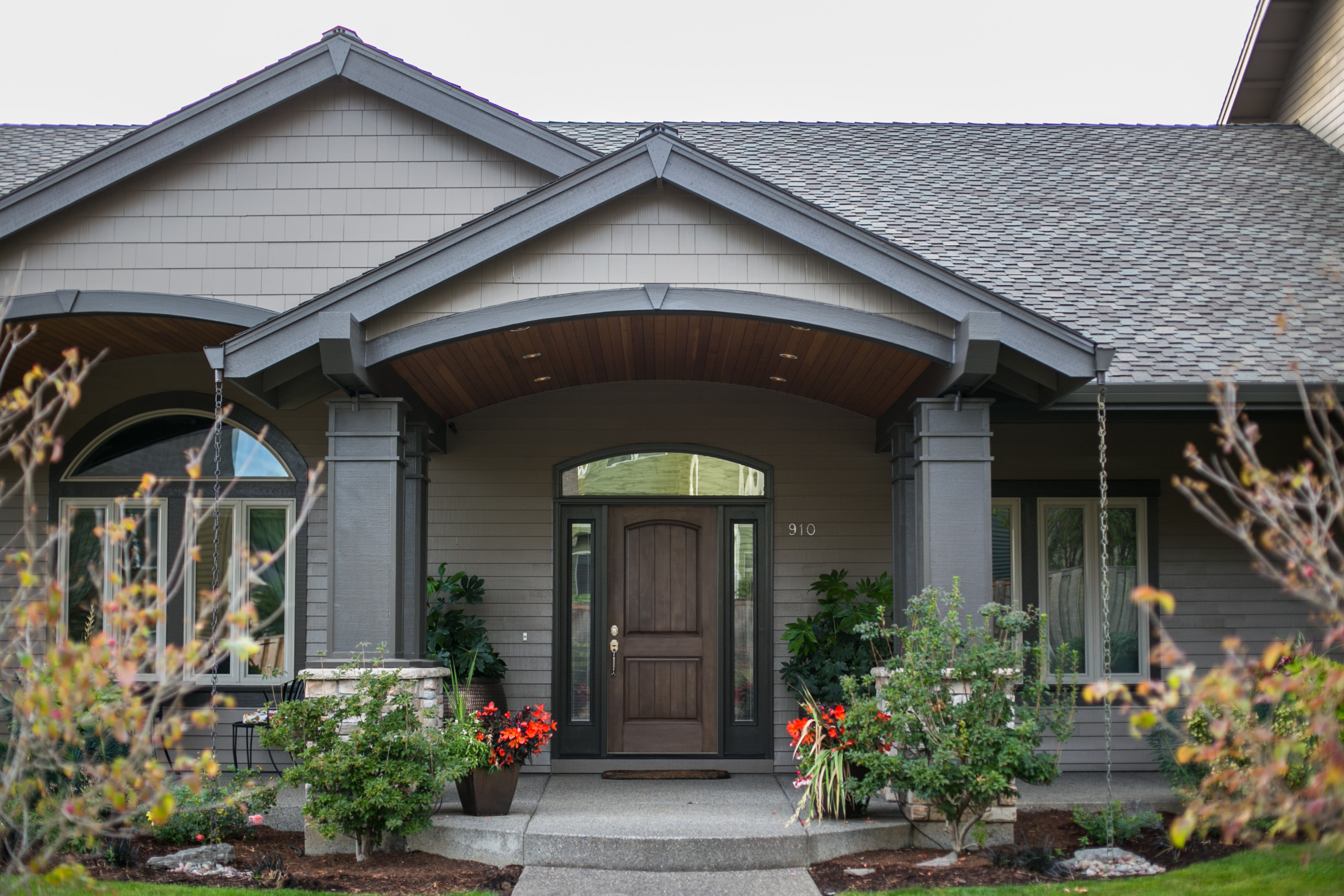 CROWN JEWEL LUXURY PAINT EXTERIOR PROJECT