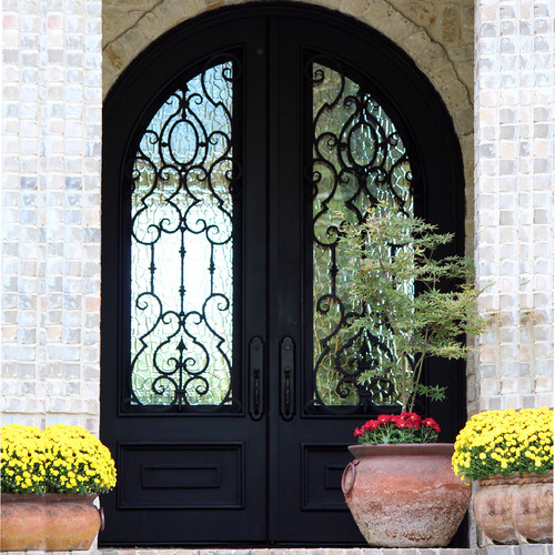 Curb Appeal With A New Front Door