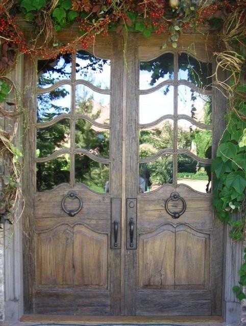 Custom Doors Mediterranean Entry Oklahoma City By
