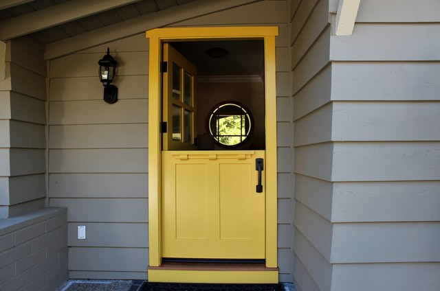 Custom Dutch Door craftsman-entry & Custom Dutch Door - Craftsman - Entry - San Francisco - by Antigua ...