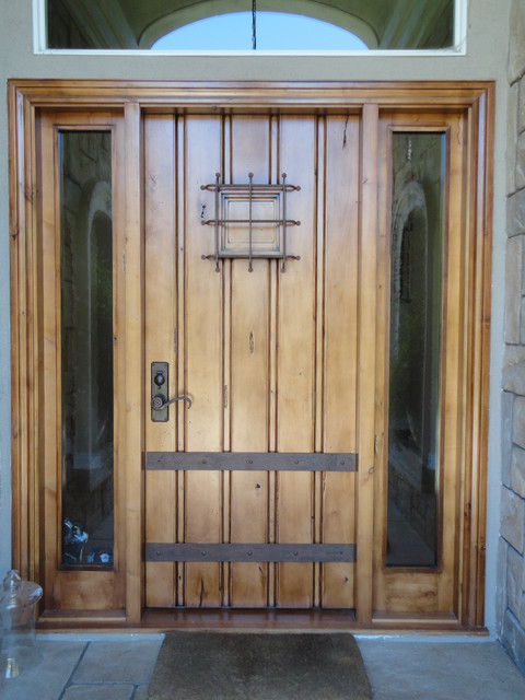 Custom Doors - Product Details & Prices - Ships USA mediterranean-entry