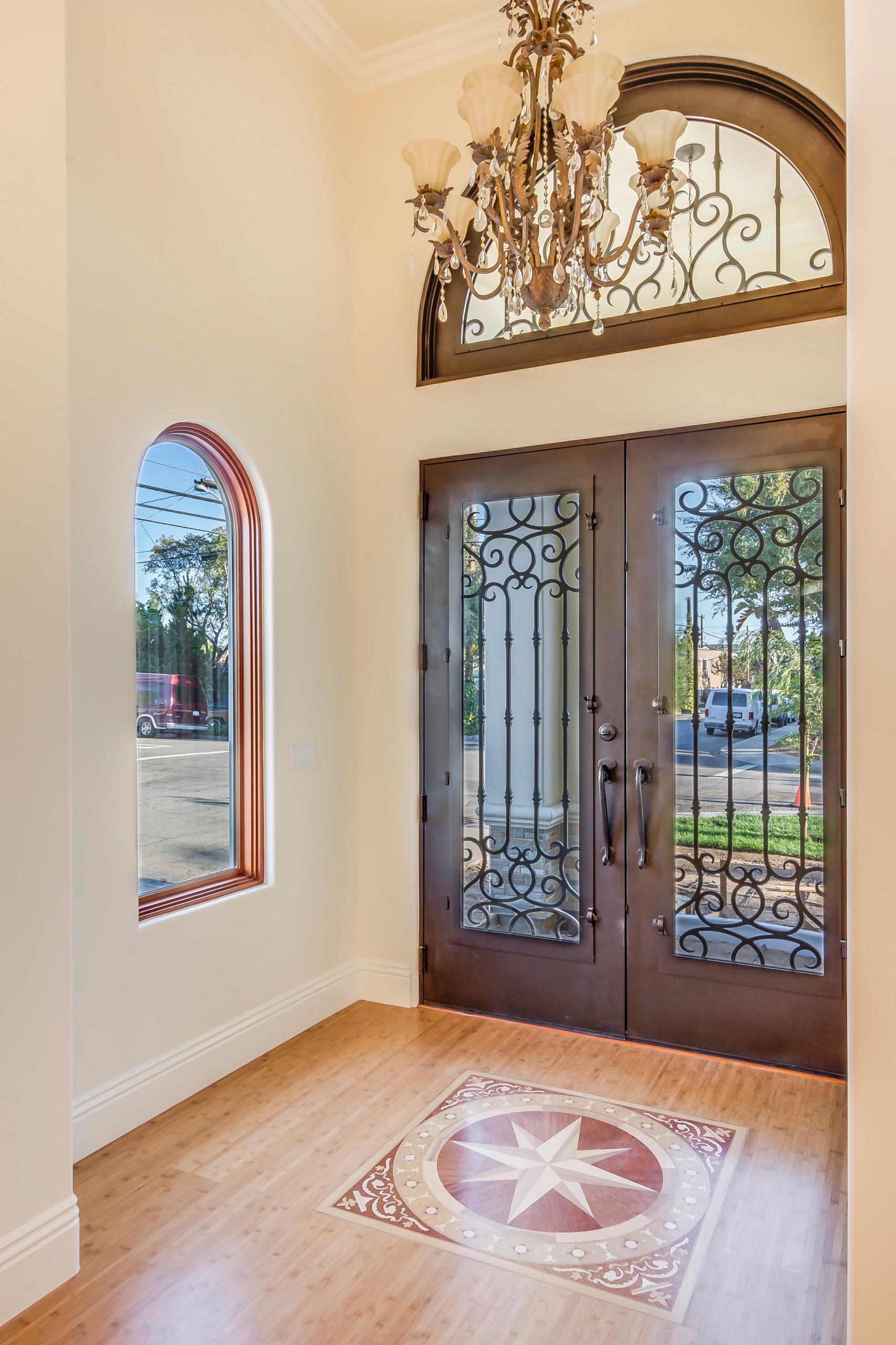 Custom Home in Manhattan Beach California