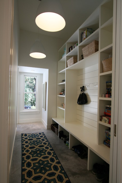 Custom Mudroom Cabinets - Austin, Texas - Contemporary ...