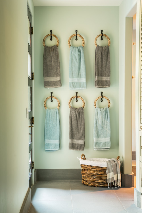 Towel Rack Ideas Sensible Stylish Storage Queen Bee