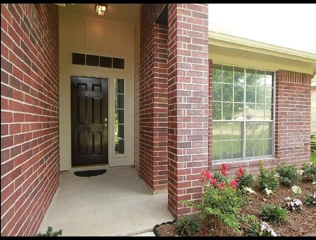 Cypressbrook Remodel traditional-entry