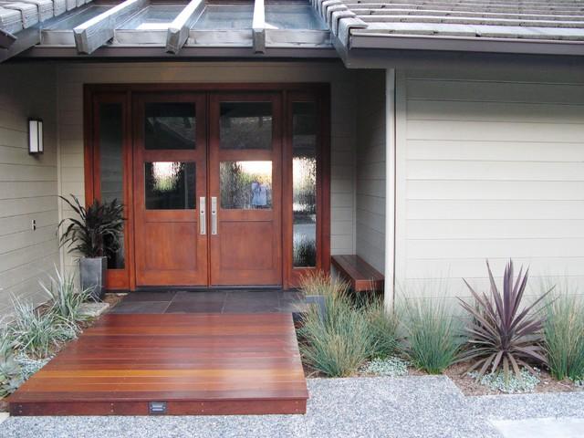 debora carl landscape design modern-entry