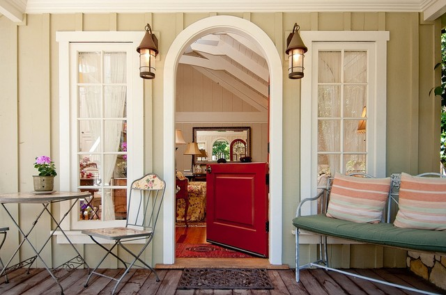 Debra Campbell Design traditional entry