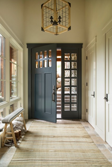 Could the Inside of Your Front Door Use a New Color?