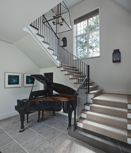 Deerwood Traditional Entry Houston By Cusimano