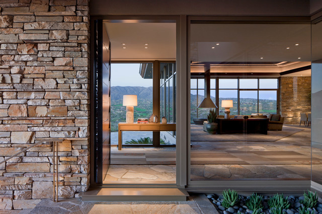 DMMA6 Lone Mountain Hillside contemporary-entry