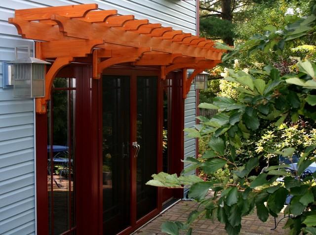 Door & Window Pergolas traditional-entry - Door & Window Pergolas - Traditional - Entry - Philadelphia - By