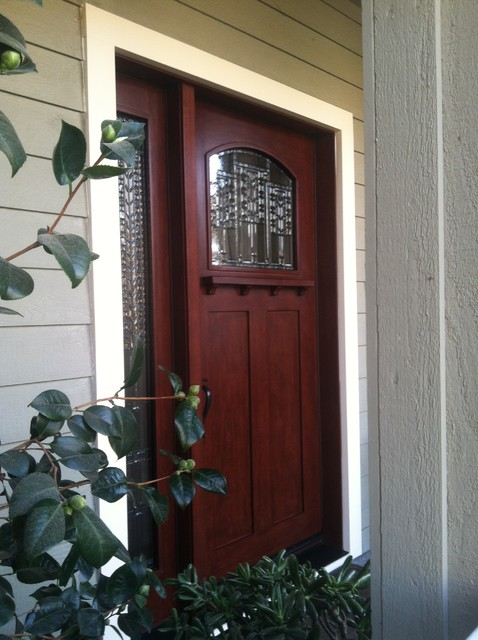 Door Beautiful of Santa Rosa, CA traditional-entry