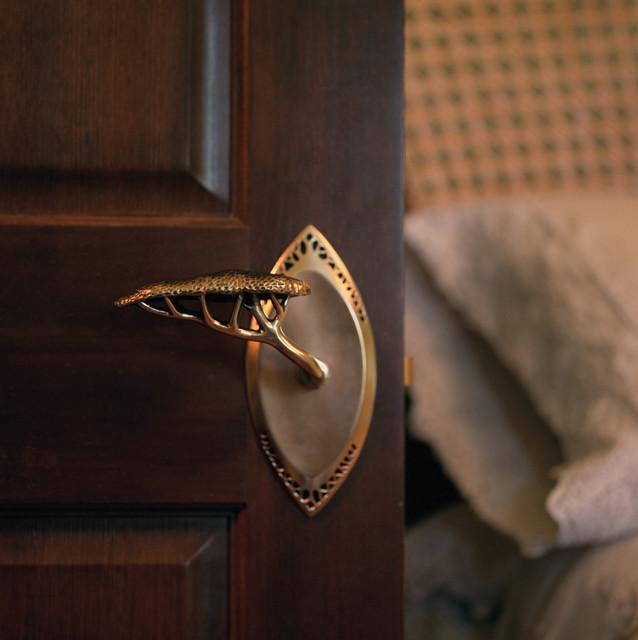 Door Handles eclectic-entry