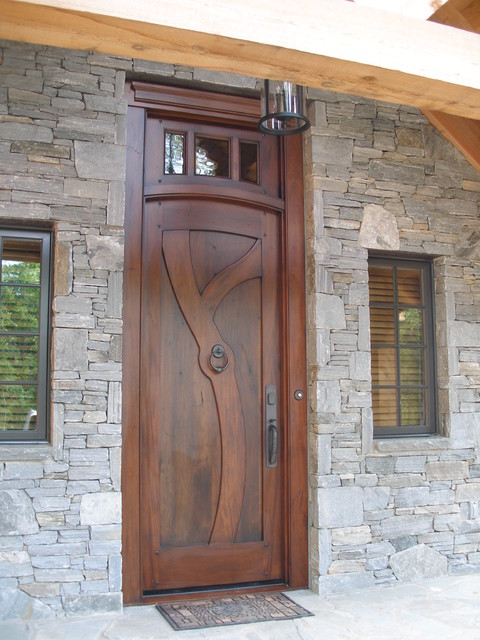 Doors - Traditional - Entry - other metro - by AppWood Doors
