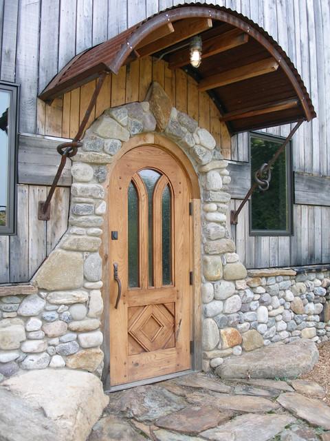 DOORS rustic-entry