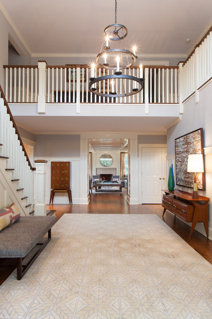 Drew McGukin Interiors - East Hampton Residence Entry traditional-entry