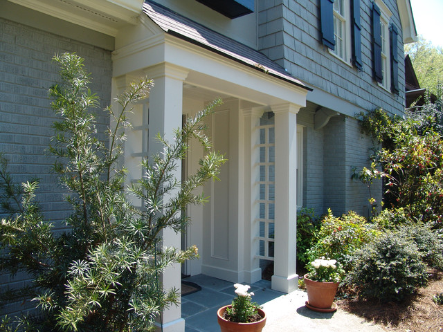Druid Hills New Entry traditional-entry