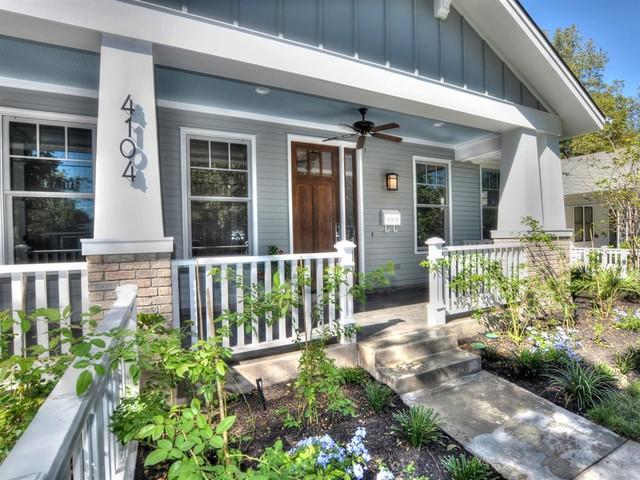 Duval duplex craftsman-entry