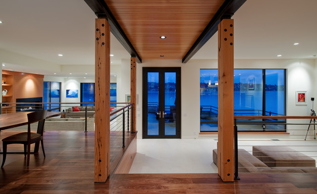 Dyna - Mercer Island III contemporary-entry