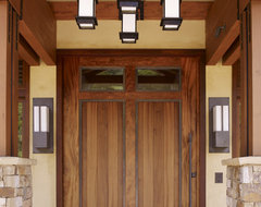 Oversized Entry Door