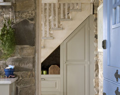 Eclectic Entry rustic-entry