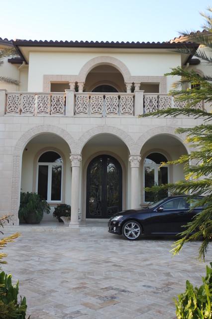 Eclectic Killian Custom Home Published Florida Design