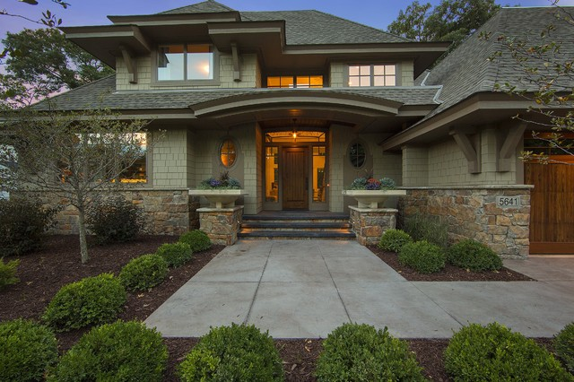 Edina on Parade - Craftsman - Exterior - minneapolis - by