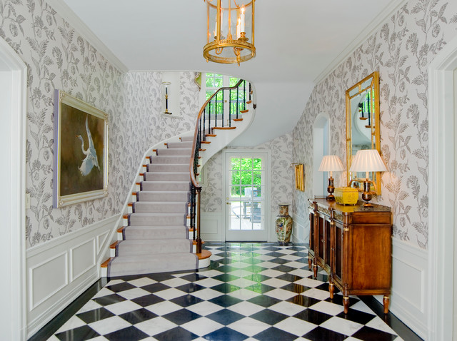 Foyer Architecture Xbox One : Egan house vincent greene architects traditional
