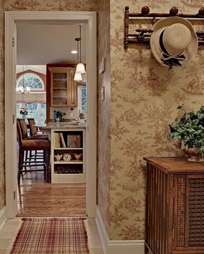 Ellicott Interiors, LLC traditional-entry