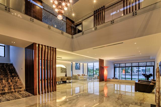 Emirates hills villa w18 dubai united arab emirates contemporary