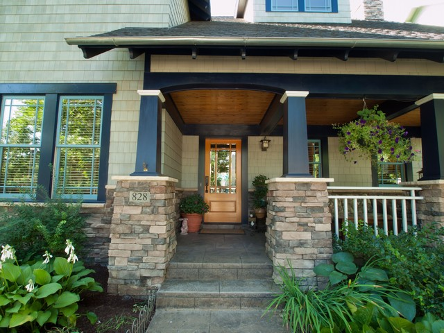 ems Painting interior and exterior Services - Bay Area painting traditional entry