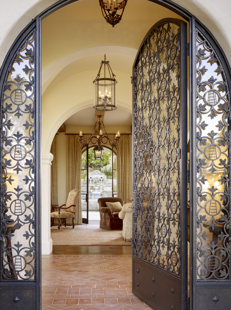 Inspiration for a timeless entryway remodel in San Francisco