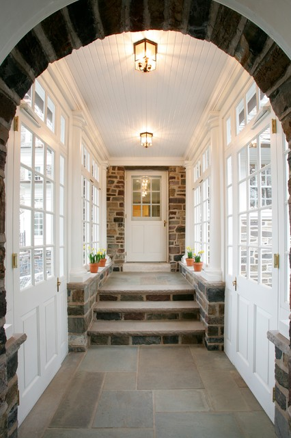 Enclosed Breezeway Traditional Entry Other By