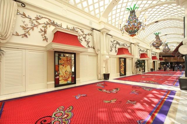 Encore hotel casino in las vegas asian entry las for Wynn design and development las vegas