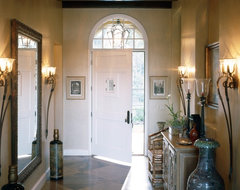English Country traditional-entry