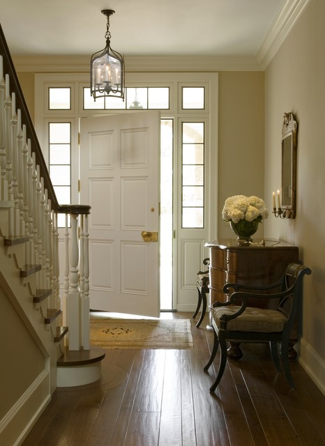 English Country House Traditional Entry Phoenix By