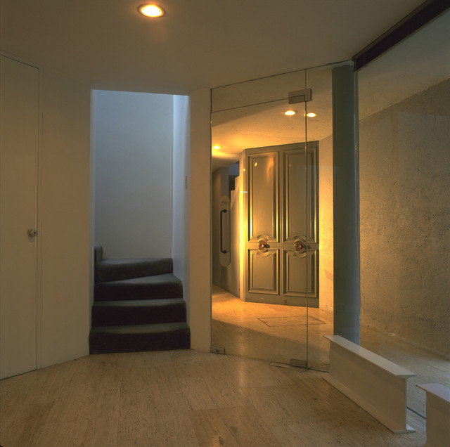 Modern Foyer Houzz : Entrance foyer contemporary entry mexico city by