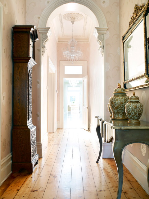 Entrance Hall Victorian Entrance Melbourne By
