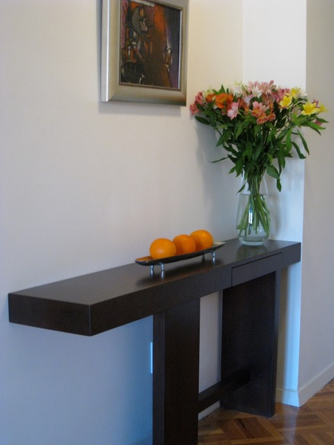 Entrance Way Table Contemporary Entry Dc Metro By