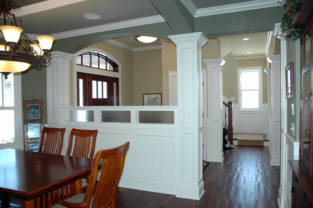 Entry by Mike Behr - Behr Design, Inc. traditional-entry