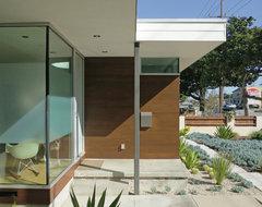 Entry Canopy modern-entry