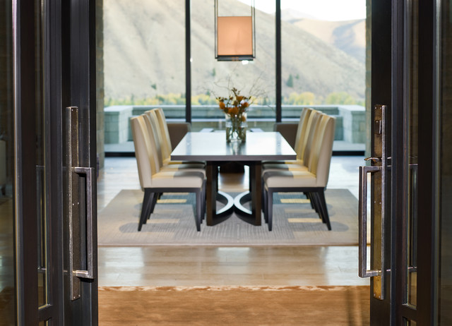Entry Door Hardware - Contemporary - Entry - other metro - by Rocky Mountain Hardware