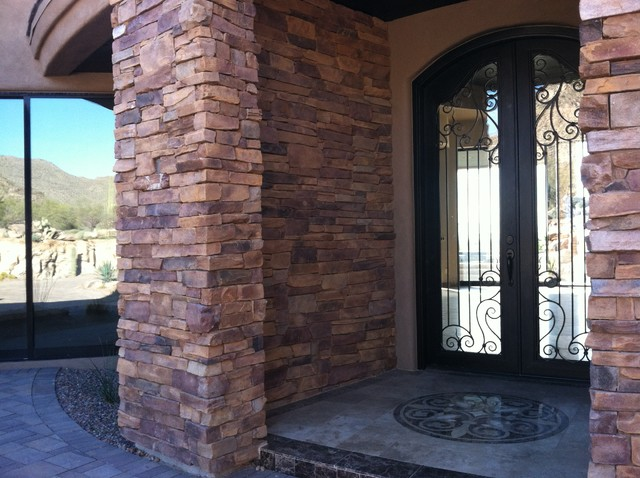 What we do best... contemporary-entry