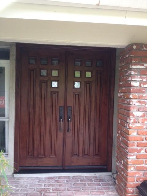 Entry Door Replacement - Contemporary - Front Doors - san ...