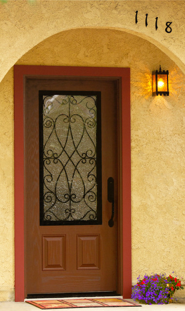Entry Door Replacement - Mediterranean - Front Doors - san diego - by General Millwork Supply, Inc.