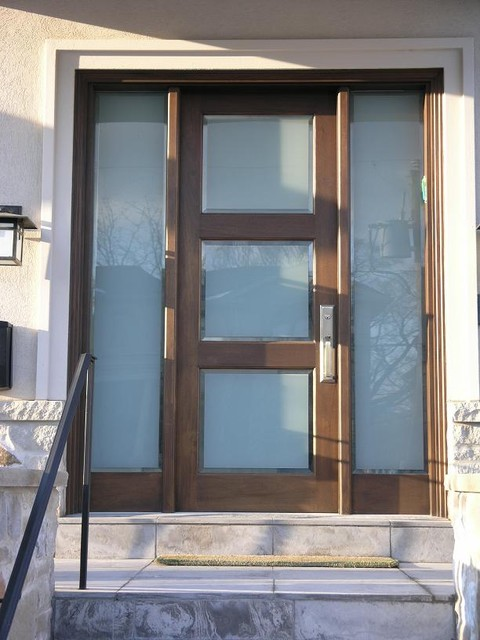 entry doors contemporary-entry