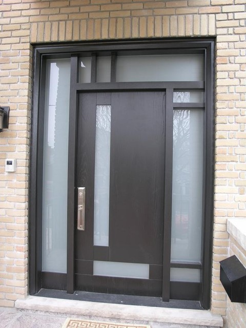 Elegant Entry Doors Contemporary Entrance Part 17