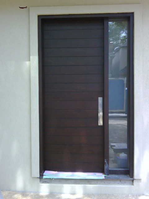 Entry doors for Modern exterior doors